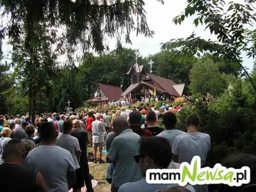 Jubileusz sanktuarium na Groniu Jana Pawła II [FOTO]