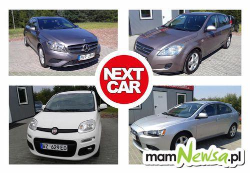 NEXT - CAR. Samochody używane z gwarancją. NOWE OFERTY