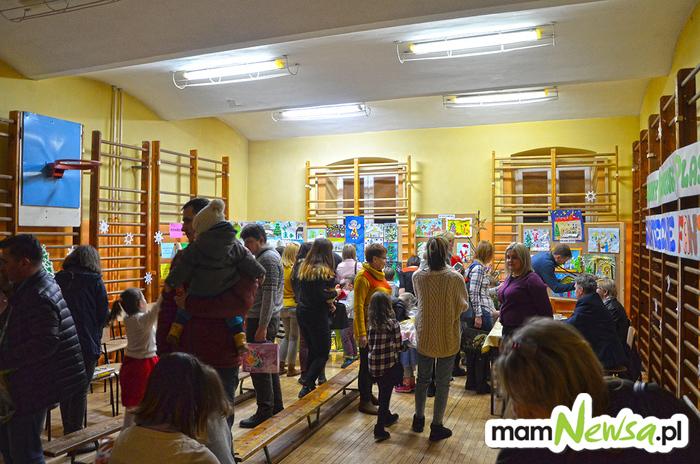 Świąteczne fantazje w szkole w Targanicach