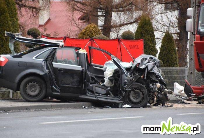 Małżeństwo zginęło w wypadku