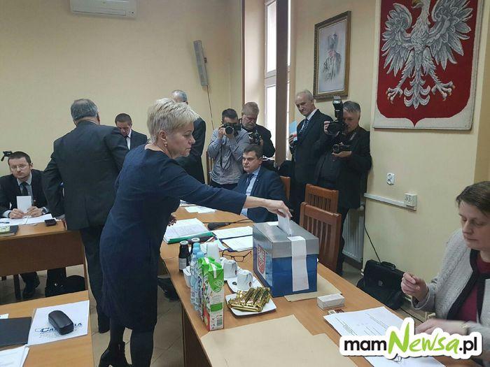 Zmiany w powiatowej Radzie. Zbigniew Małecki stracił stanowisko