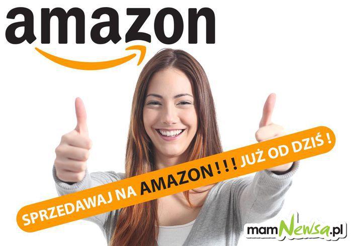 Amazon – do tej pory niedostępne w Polsce, teraz otwiera przed Tobą drzwi! Sprzedawaj i zarabiaj