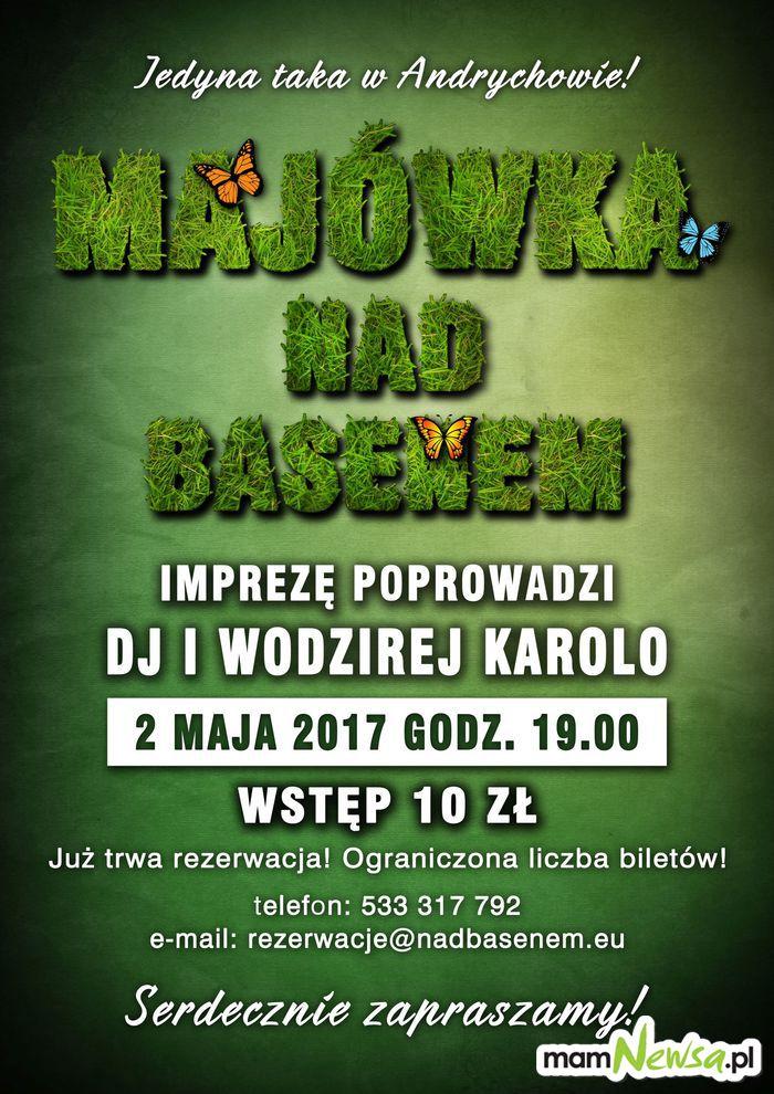 Wyjątkowe imprezy Nad Basenem w Andrychowie