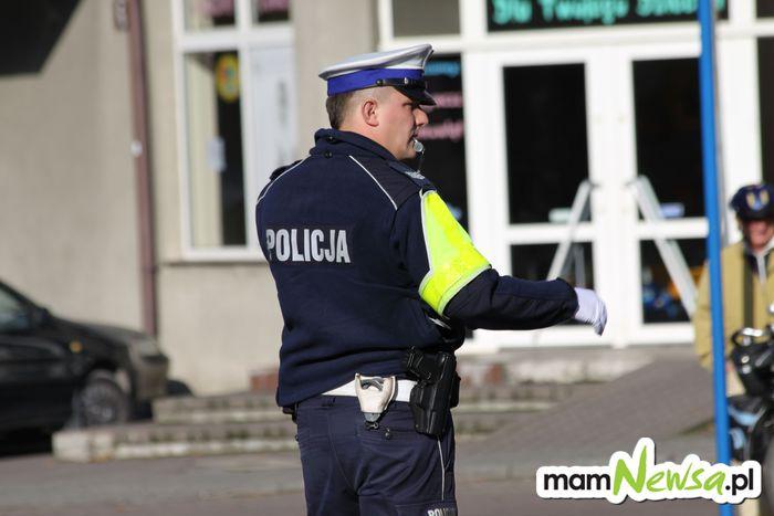 W weekend policja zatrzymała kolejnych pijanych kierowców