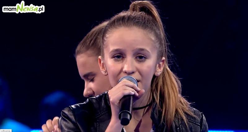 Kolejny uroczy występ Karoliny w The Voice Kids