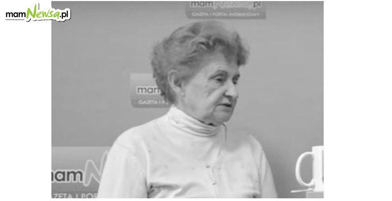 Zmarła radna Anna Gancarczyk [AKTUALIZACJA]
