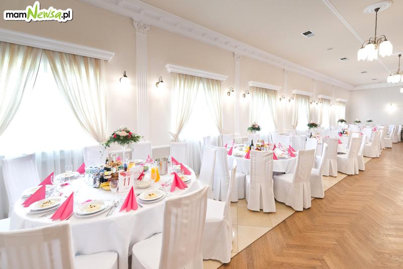 SERENADA. Doskonałe miejsce na organizację przyjęcia weselnego