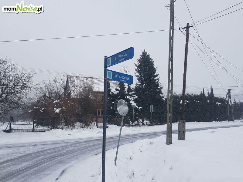 Tą drogą z zimie nie da się przejechać!