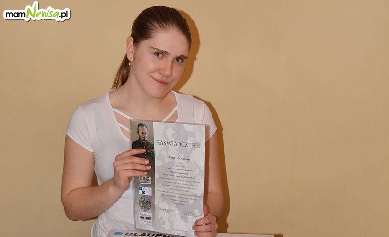 Andrychowianka najlepsza w małopolskim konkursie