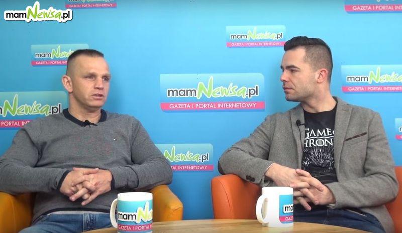 Rozmowy przy kawie z mamNewsa.pl. Dawid Śleziak