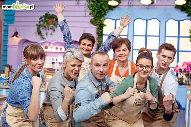 Jacek Stuglik już po szóstym odcinku w Bake Off - Ale Ciacho