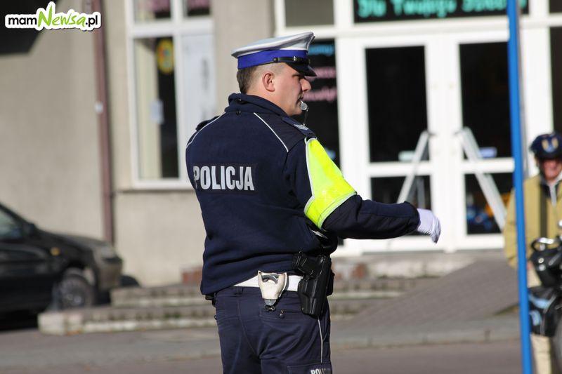 Policja podsumowała majowy weekend