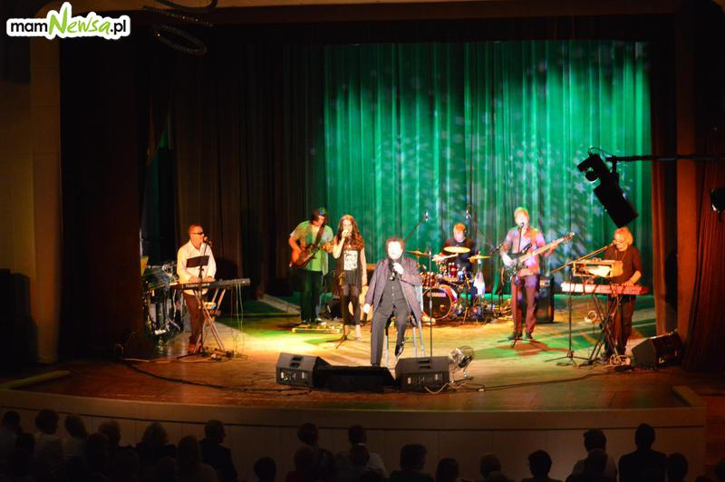 Krzysztof Krawczyk zagrał koncert dla andrychowskiej publiczności [FOTO]