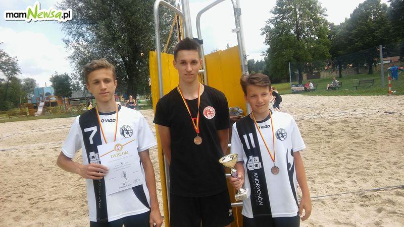 Uczniowie Trójki przywieźli brązowy medal z finału wojewódzkiego