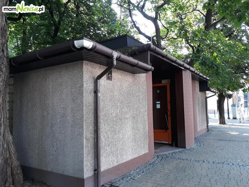 Toaletowy problem w centrum Andrychowa