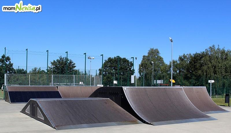 Gmina wyremontowała skatepark. Teraz będzie bezpieczniej