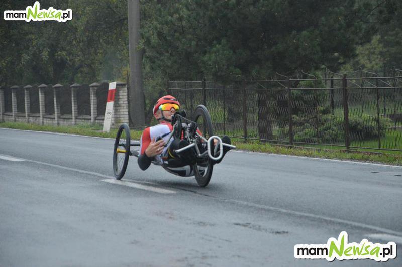 W weekend mistrzostwa kolarzy niepełnosprawnych. Utrudnienia na drogach