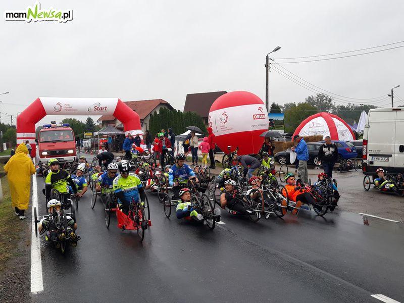 Niepełnosprawni kolarze walczą o tytuł Mistrza Polski. Dla uczestników to często nadludzki wysiłek [FOTO]
