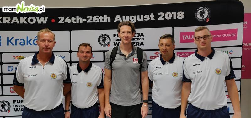 Sędziowie z Andrychowa na międzynarodowym turnieju