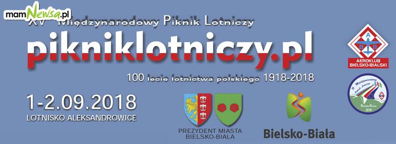 W weekend wielkie święto lotnictwa w Bielsku-Białej