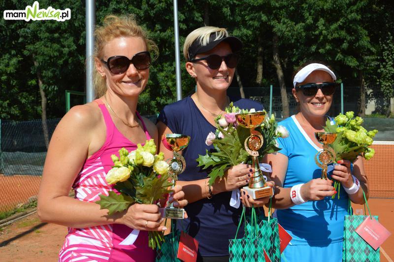 Pierwszy andrychowski turniej w tenisie ziemnym kobiet