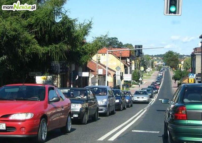 Policja ostrzega przed utrudnieniami na drodze krajowej nr 52