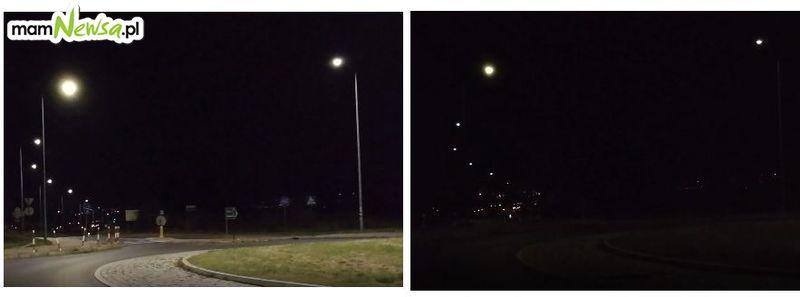 Czary mary, czyli gasnące LED-y w Andrychowie