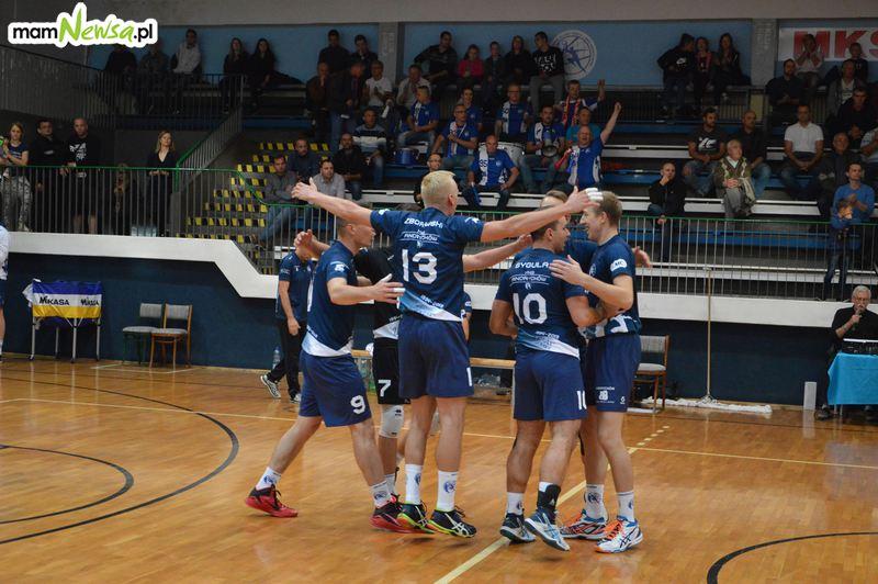 MKS Andrychów triumfuje w inauguracyjnym meczu [FOTO]