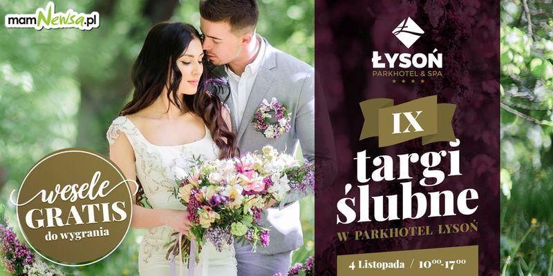 Targi Ślubne w ParkHotel Łysoń