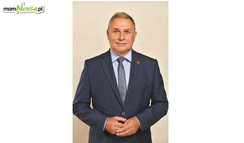 Podziękowania od burmistrza Andrychowa Tomasza Żaka