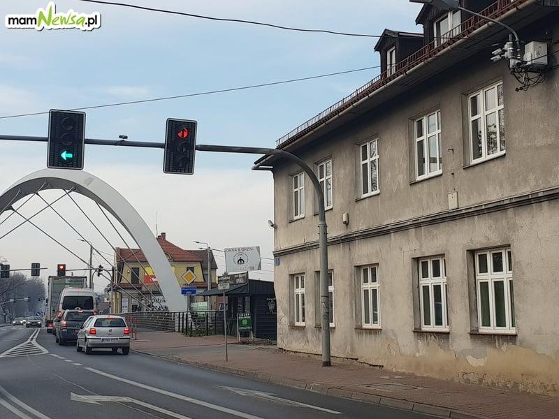 Monitoring na skrzyżowaniu Krakowskiej z 1 Maja już działa