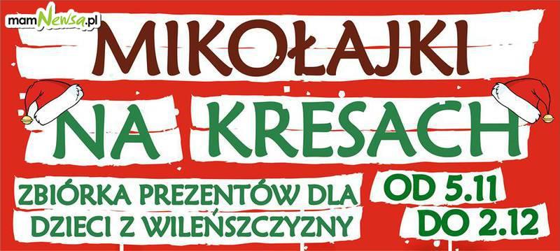 Zbiórka dla polskich dzieci w Wilnie