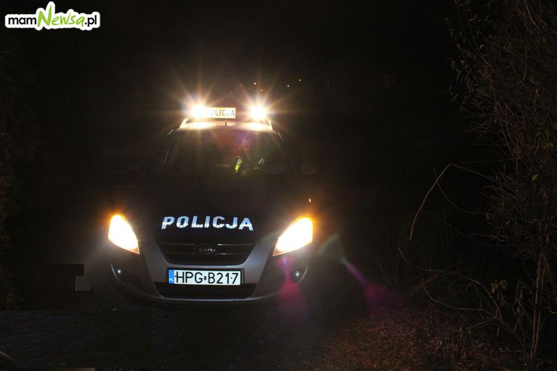 Policjanci uratowali 80-latka, który nie potrafił wrócić do domu