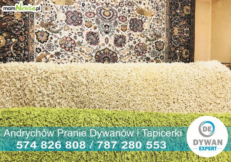 Profesjonalne usługi czyszczenia i prania dywanów, wykładzin oraz kanap