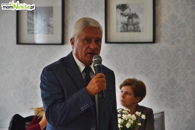 Prezes Wizanu - zasłużony dla powiatu wadowickiego