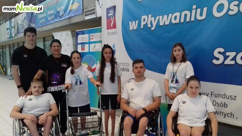 Niepełnosprawny sportowiec z Bulowic ze złotym medalem MP