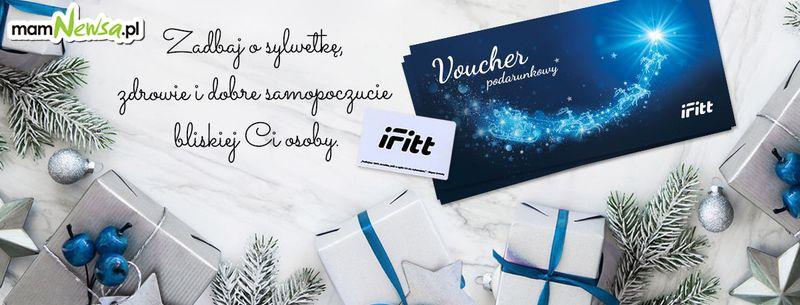 Pomysł na prezent? Klub Fitness IFITT przychodzi z pomocą - Świąteczny Voucher