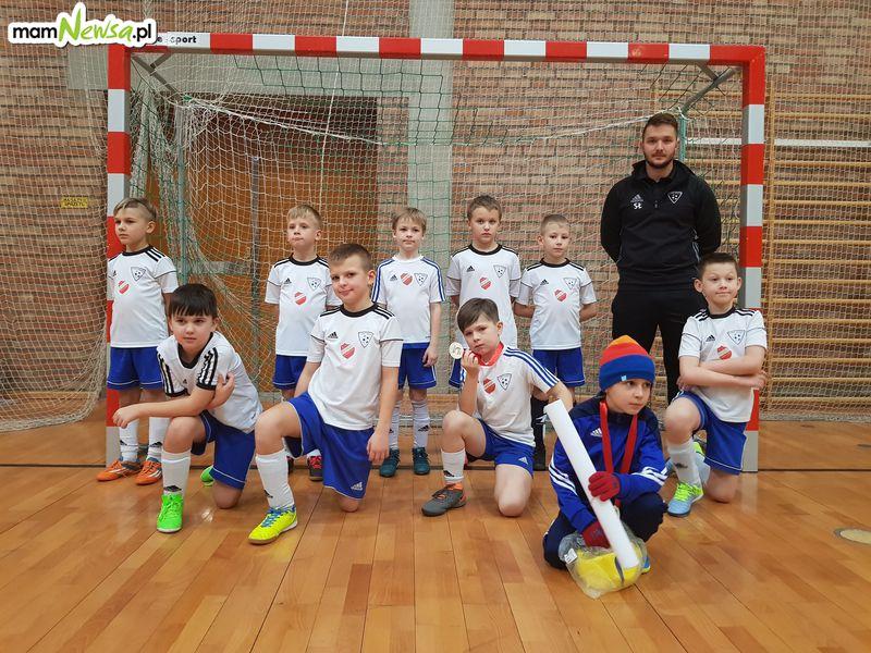 Piłkarski turniej Akademii Mistrzów Cracovia w Andrychowie [FOTO]