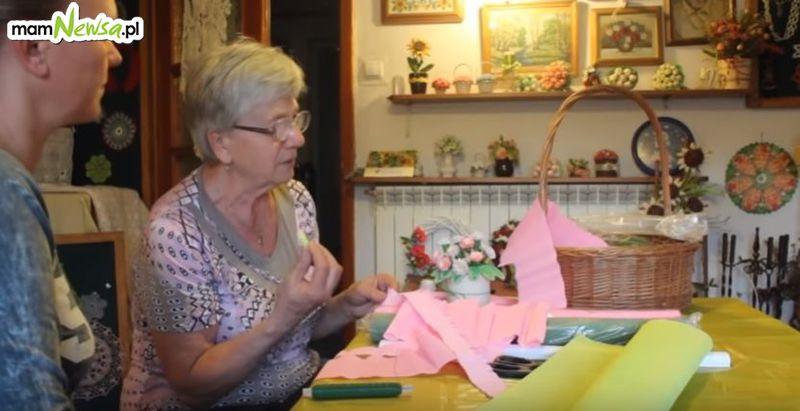 Mistrzyni Tradycji - Halina Brzazgacz z Roczyn [VIDEO]