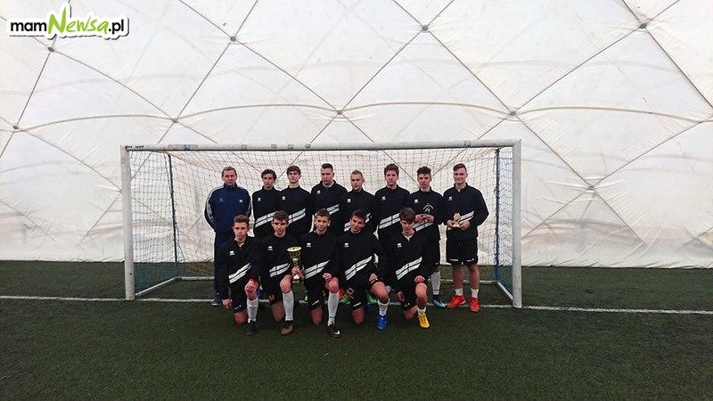 Kolejny sukces piłkarskiej młodzieży Beskidu Andrychów