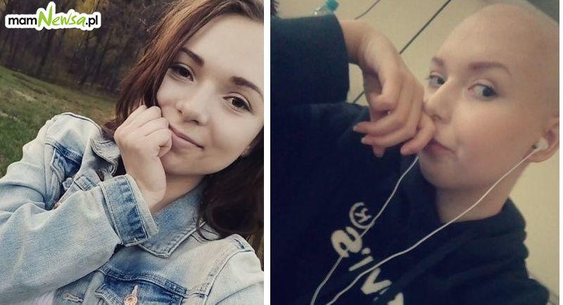 15-letnia Julia walczy z białaczką i potrzebuje pomocy [AKTUALIZACJA]