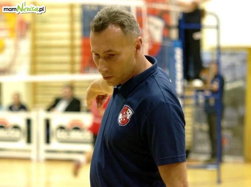 Marek Błasiak nie jest już prezesem Kęczanina