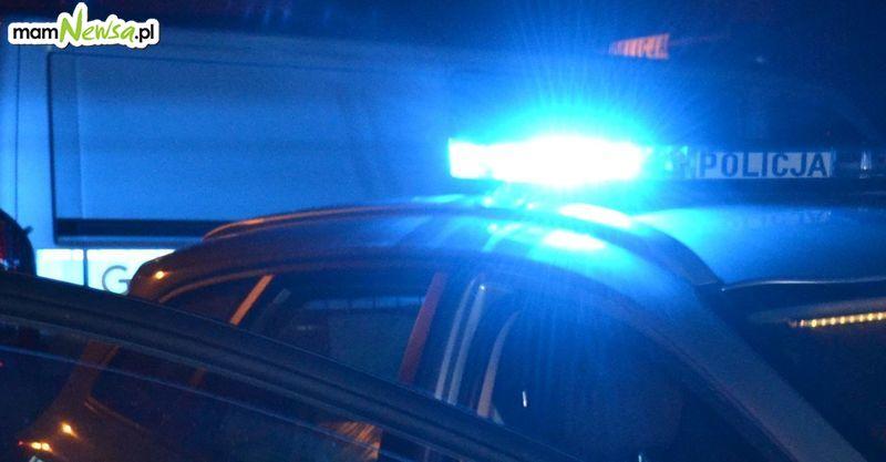 Właściciele posesji zabrali kluczyki, a policjanci zatrzymali nietrzeźwego kierowcę