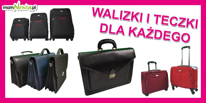 Solidne teczki i walizki. Atrakcyjne ceny! Andrychów i okolice