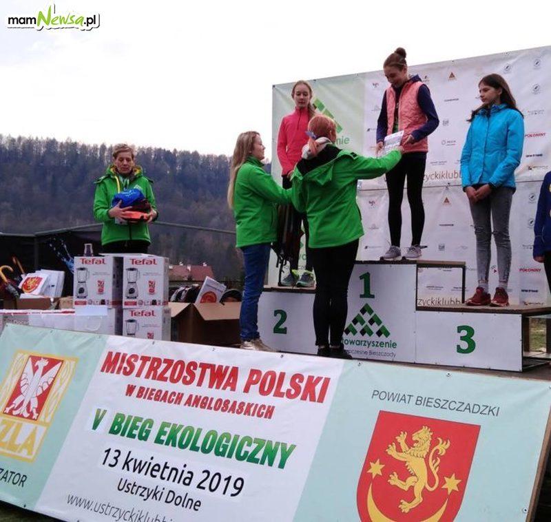 Julia Makuch została mistrzynią Polski