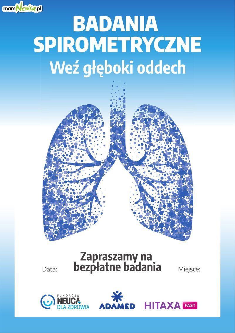 Kontrola posmogowa w Andrychowie – sprawdź stan swoich płuc