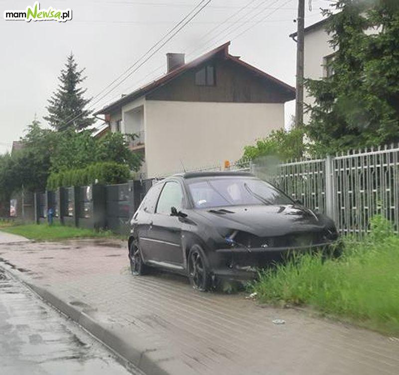 Szlakiem porzuconych samochodów