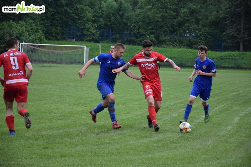 Beskid pokonał Olkusz 1:0 [FOTO]