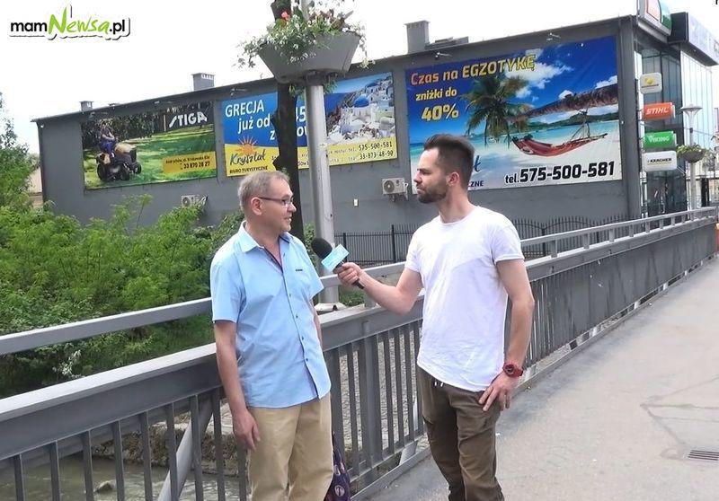 Powyborcze komentarze z Andrychowa [VIDEO]