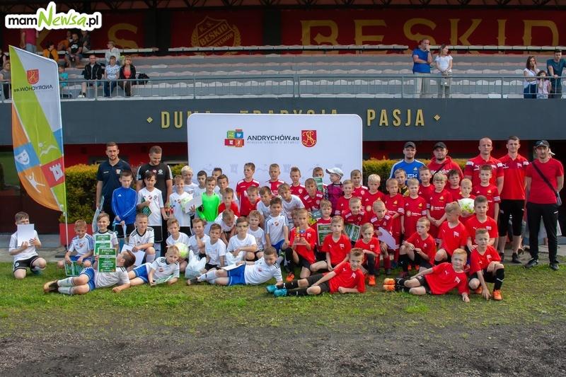 Młodzi piłkarze AP Progress wygrali I Turniej Andrychów Junior Cup 2019 [FOTO]
